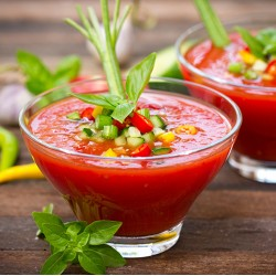 gaspacho healthy
