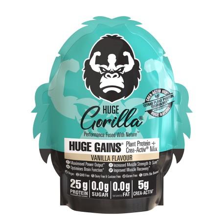 HUGE GAINS Vanilla et Creatine 35 gr