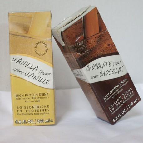 briquette Vanille