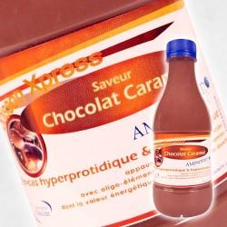 bouteilles Chocolat Caramel x 6