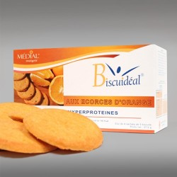 25 biscuits orange