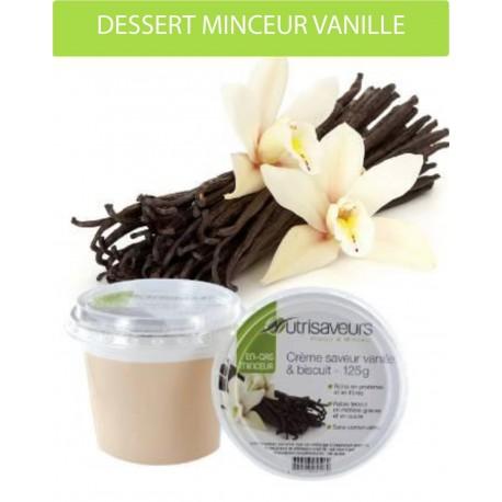 dessert vanille X 1