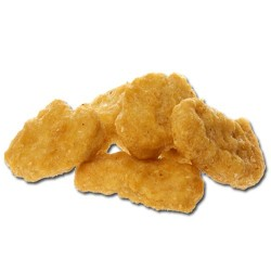 nuggets de poulet