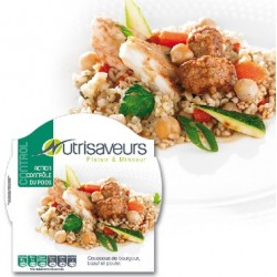 Couscous de Boulgour