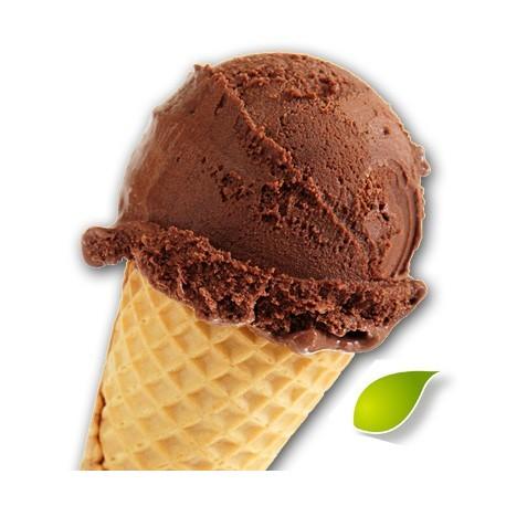 Glace au Chocolat hyperprotéinée - stevia