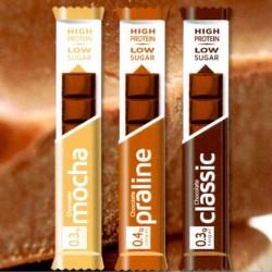 Chocolats Prâline et éclats de noisettes