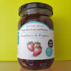 confiture de fraise phase 1