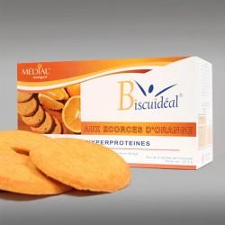 Biscuits sablés orange