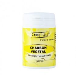 Charbon actif végétal