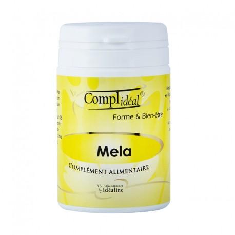 Mela : mélatonine et plantes