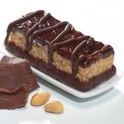 barre Chocolat cacahuète x 6