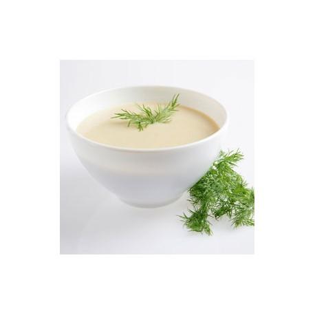 soupe 8 légumes et croutons