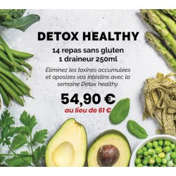 Detox Healthy sans gluten