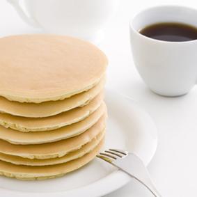 Pancakes au Nuttidéal
